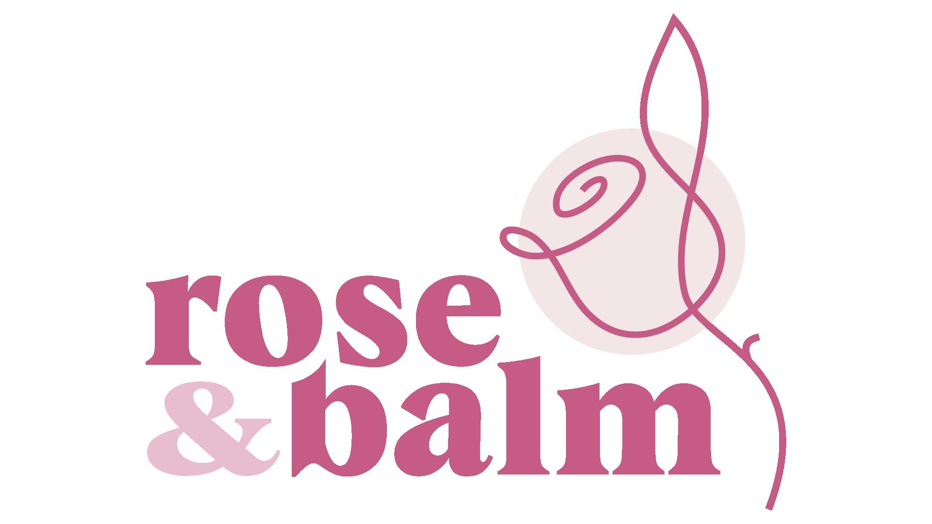 Rose and Balm logo
